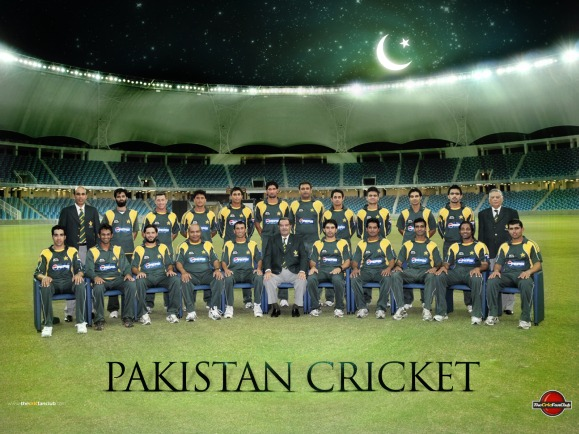 Pakistan Cricket Team Squad