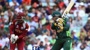 Pakistan Vs West Indies Champions Trophy 2013 Photograph