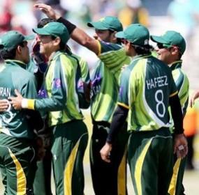 Pakistan Vs West Indies Champions Trophy 2013 Picture