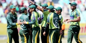Pakistan Vs West Indies Champions Trophy 2013 Picture