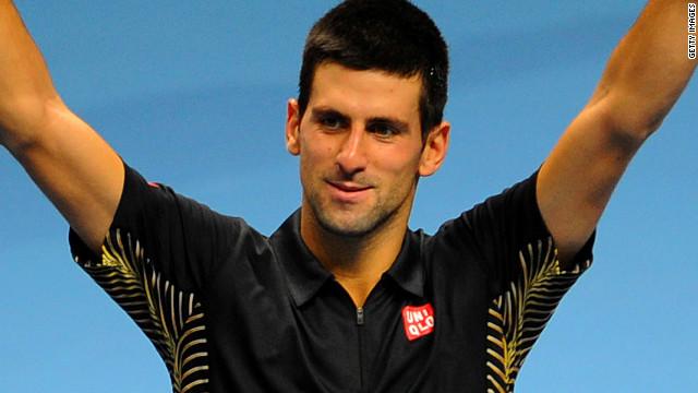 Novak Djokovic Pics