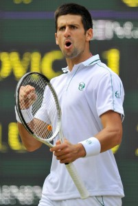 Novak Djokovic wins title of ATP World Tour