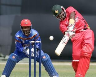 Afghanistan v Zimbabwe - Warm Up Game: ICC World Twenty20 Bangladesh 2014