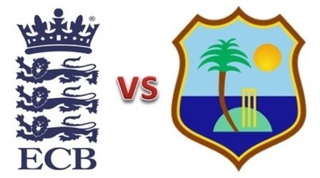 England v West Indies