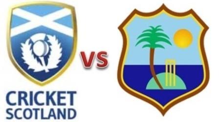 Scotland v West Indies