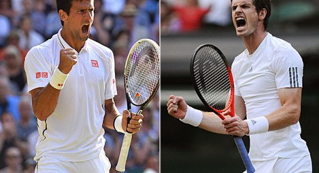 Djokovic beats Murray