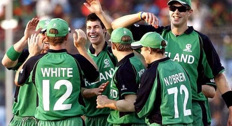 Ireland Crikcet Team