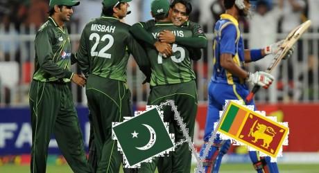Pakistan's cricketer Mohammad Hafeez (ba
