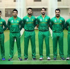 Pakistani Cricketers Pictures T20 World Cup 2016