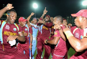 West Indies Team Dance