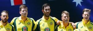 Australian Team 3 players
