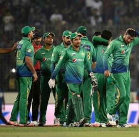PCB Declares Pak Squad for ICC Champions Trophy