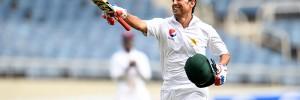 Cricket- West Indies vs Pakistan 1st Test