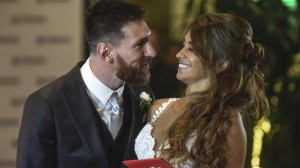 Lionel Messi Got Married 2