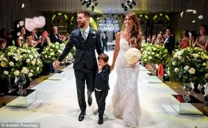 Lionel Messi Got Married 3