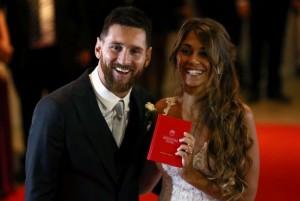 Lionel Messi Got Married 5