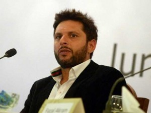 Afridi Says Whether Defaming Others is Politics in Pakistan