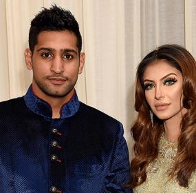 Pak Fame British Boxer Amir Khan Divorces his Wife