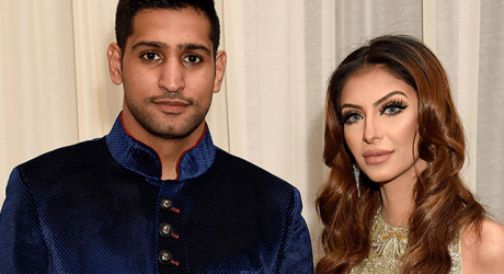 Pak Fame British Boxer Amir Khan Divorces his Wife