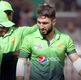 Usman Shinwari Record Breaking Bowling
