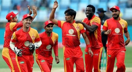 Islamabad united won