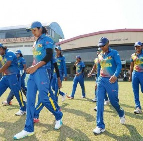 srilankan women team