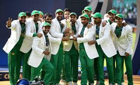 ICC champion Trophhy