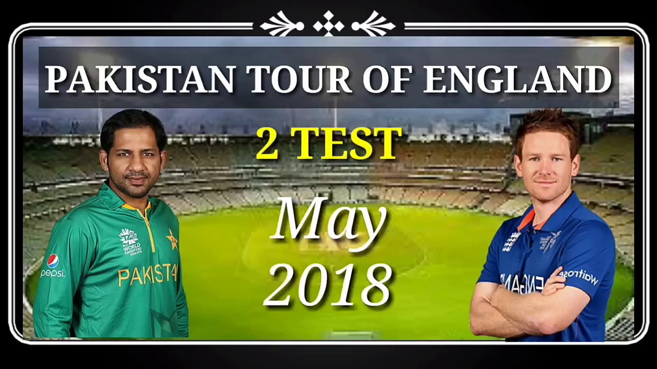 pak v eng test series 2018 ptv sports