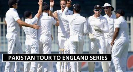 Pakistan VS England 6
