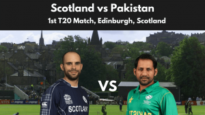 Pakistan Vs Scotland
