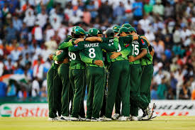 Squad Pakistan
