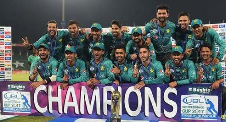 team pakistan champion