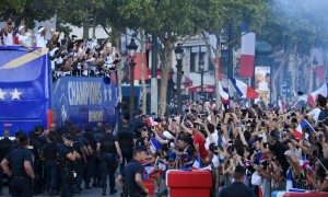 Team France Welcome