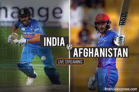Afg vs Ind