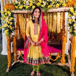 Cricketer Bisma Maroof Marriage