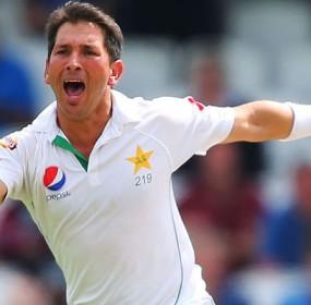 Yasir Brilliant Wickets
