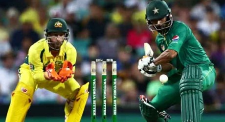 Australia vs pakistan schedule