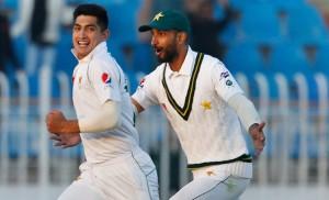 Naseem Shah Creates a History in the Cricket