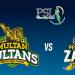 Multan Sultan vs Peshawar Zalmi