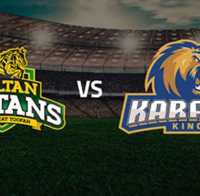 Multan Sultan vs Karachi Kings