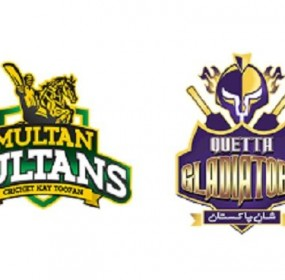 Multan Sultan vs Quetta Gladiators