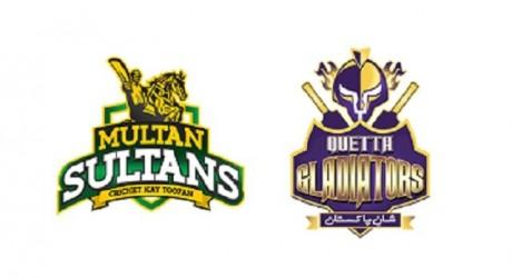 Multan Sultan vs Quetta Gladiators